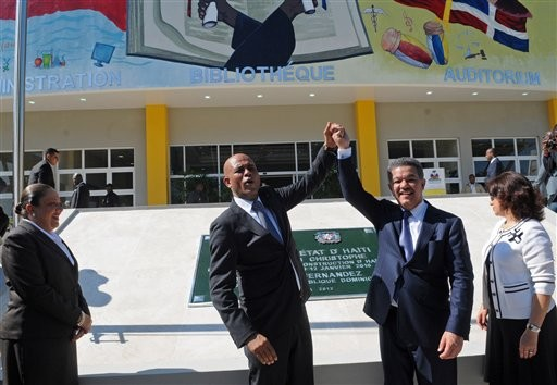 Martelly - Fernandez - Limonade 2012