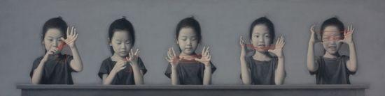 Zhu Yi Yong - Zhu YiYong - paintings - China (30)