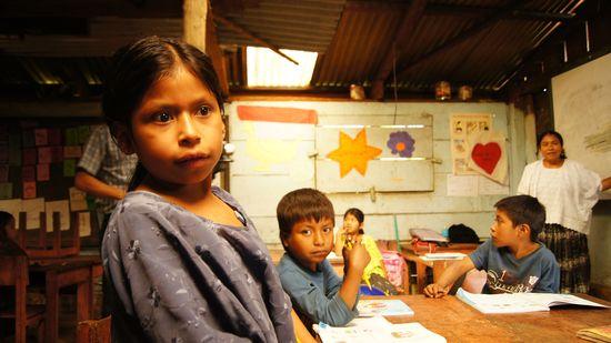 Guatemala NIÑOS AULA 1