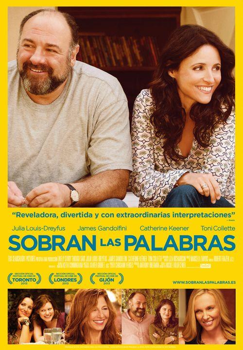 Poster SOBRANlasPALABRAS