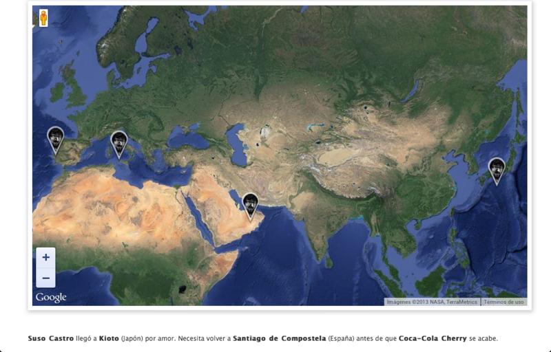 Geolocalización suso