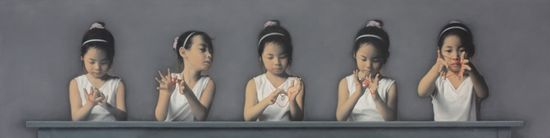 Zhu Yi Yong - Zhu YiYong - paintings - China (1)