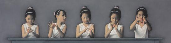 Zhu Yi Yong - Zhu YiYong - paintings - China (1)