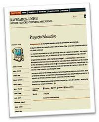 """Blog del Proyecto Educativo Comunitario """" Navegamos Juntos"""""""