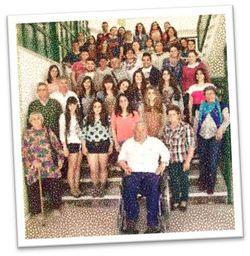 Visita a la Facultad de Educación de Badajoz