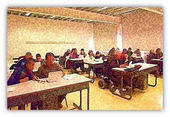 Unos jóvenes, con poca confianza en su éxito académico, descubrieran el significado de aprender con sentido y un grupo de mayores renovaron su ilusión por aprender