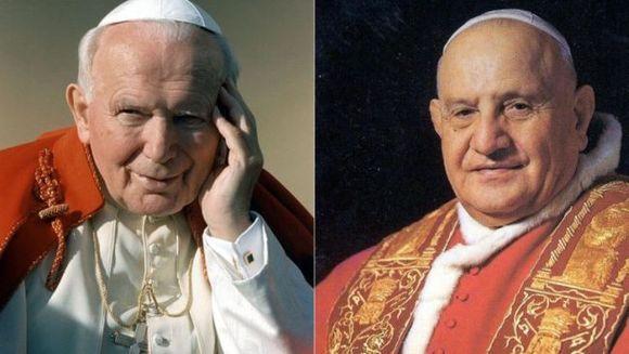 Juan-pablo-II-y-Juan-XXIII
