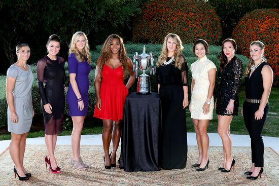 TEB BNP Paribas WTA Championships 2013 Photo