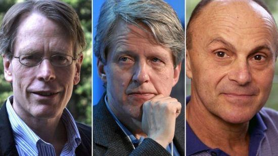 Hansen, Shiller y Fama