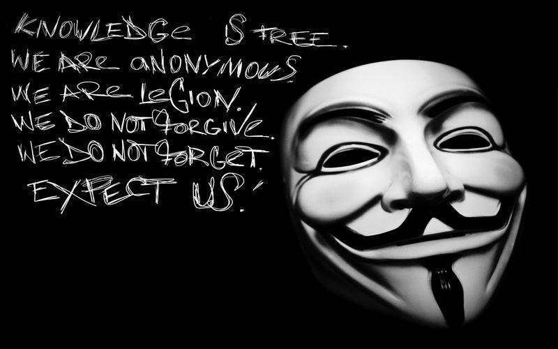 Anonymous-wallpaper