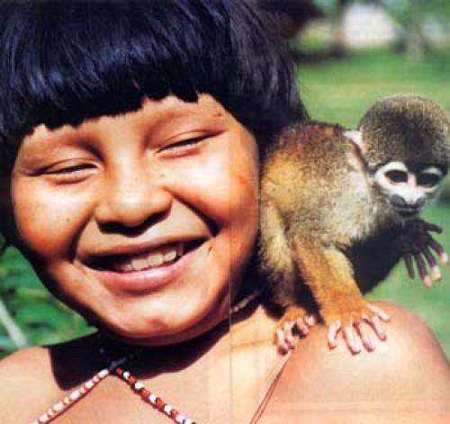 Felicidade indigena