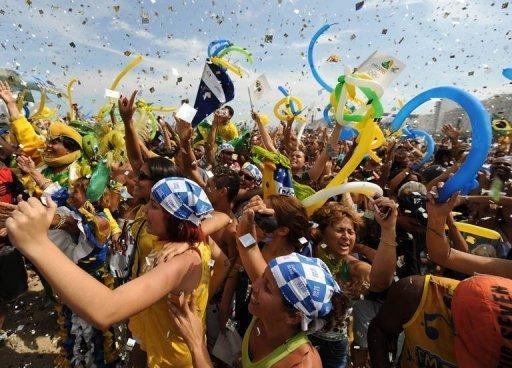 Felicidad brasileña