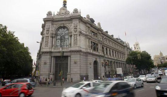 Sede del Banco de España en la plaza Cibeles de Madrid