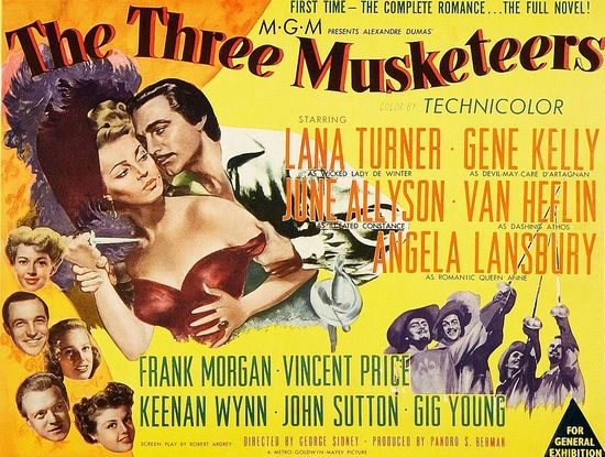 The_three_musketeers_1948_poster