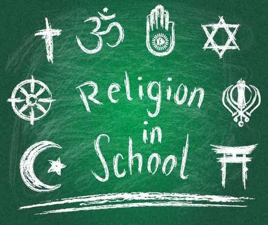 La religió a l'escola