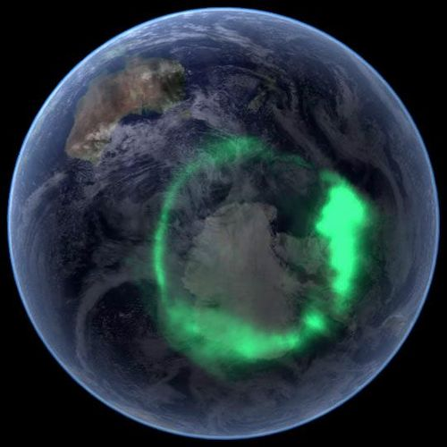 Aurora Earth