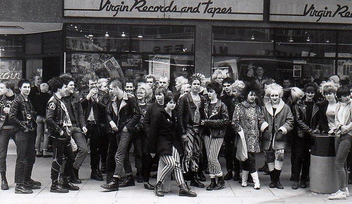 Virgin tienda Bristol