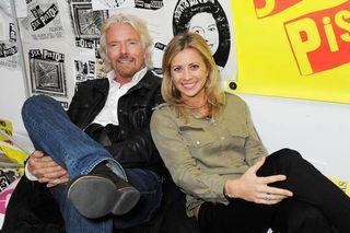 VIRGIN Richard+Branson-hija Holly