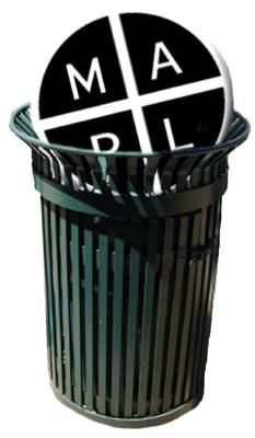 Can con trash