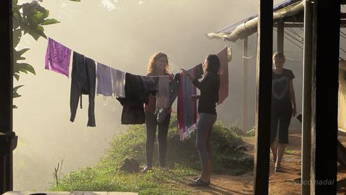 Secando ropa