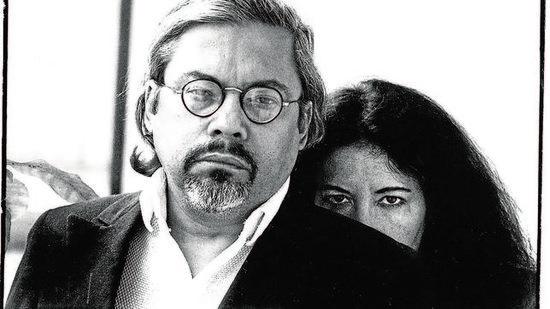 GUILLERMO CABRERA INFANTEW + MIRIAM GÓMEZ por Néstor Almendros