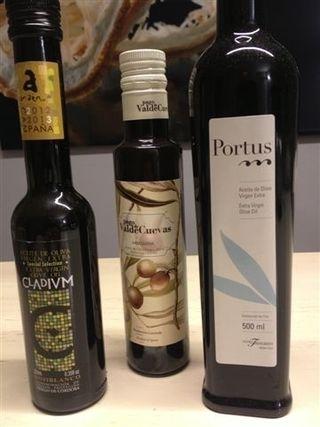 Aceites de oliva vírgenes extra (AOVE), el futuro en bares y restaurantes españoles