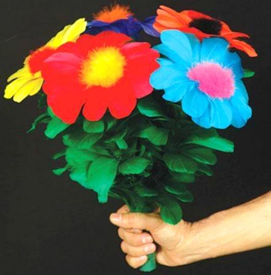 Flores magia
