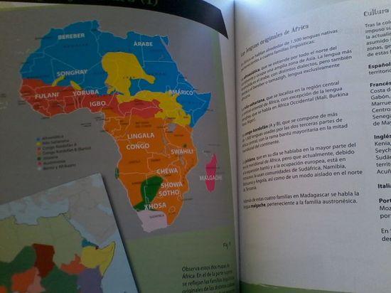 Enseñar africa 2