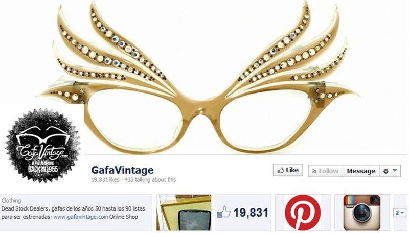 FB Gafa Vintage