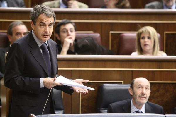 Zapatero-congreso