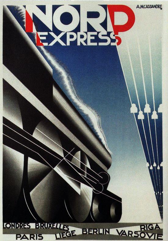 Nord-express-cassandre-1927