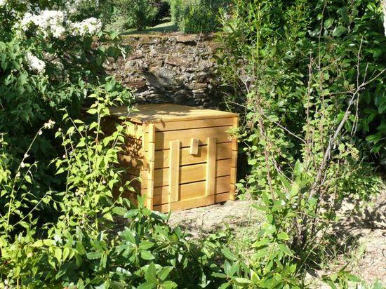 Compost. madera