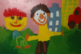Pintura de un niño 2-1