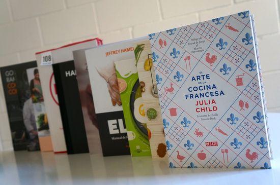 Libros de cocina 2013
