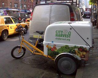CArgo Bike City Harvest