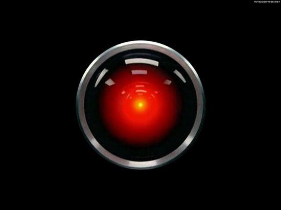 The-intellegent-robot-hal-9000