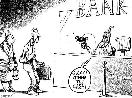 Banker-Gangster