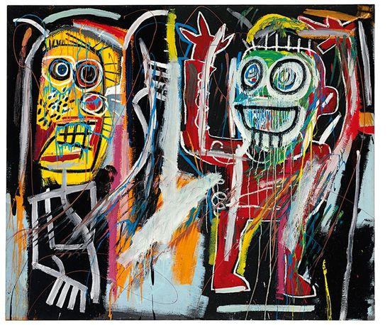 Basquiat Dustheads