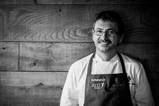 El cocinero Andoni Luis Aduriz