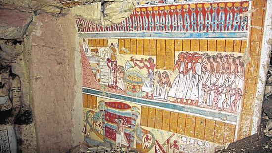 Luxor tumb