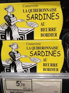 Envasadas con una de las mejores mantequillas francesas