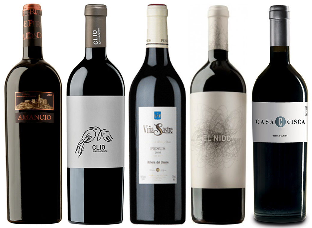 La insoportable pesadez de la botella de vinos con - Botelleros de vino ...