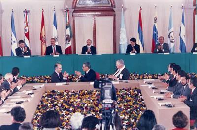 Acuerdos Chapultepec