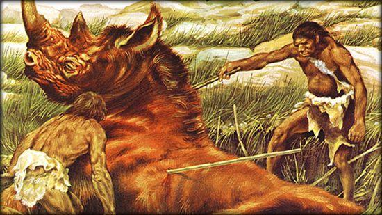 Prehistoric-hunting