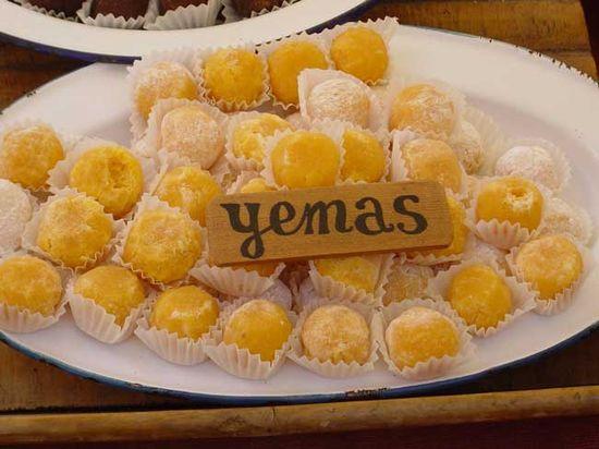 Yemas