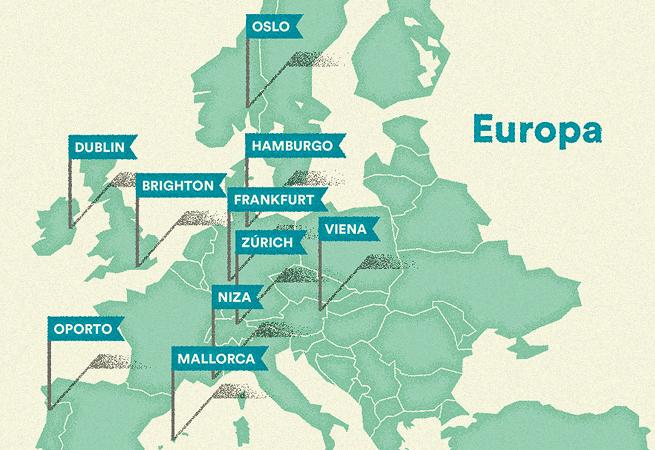 Europe Map- Spanish_1