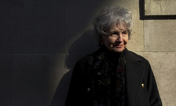 Alice munro the guardian
