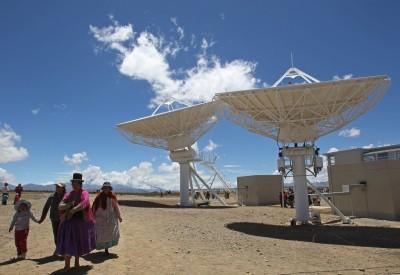 Bolivia-inaugura-la-segunda-estación-terrena-para-controlar-su-satélite-400x275