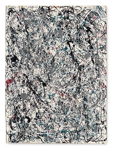 Jackson Pollock nº 19