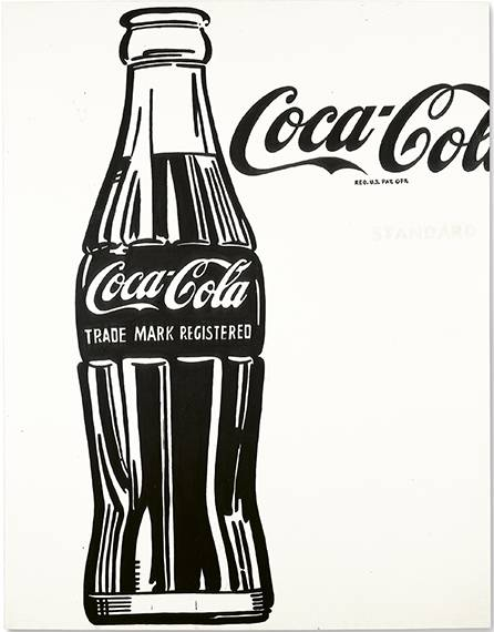 Andy Warhol Coca Cola